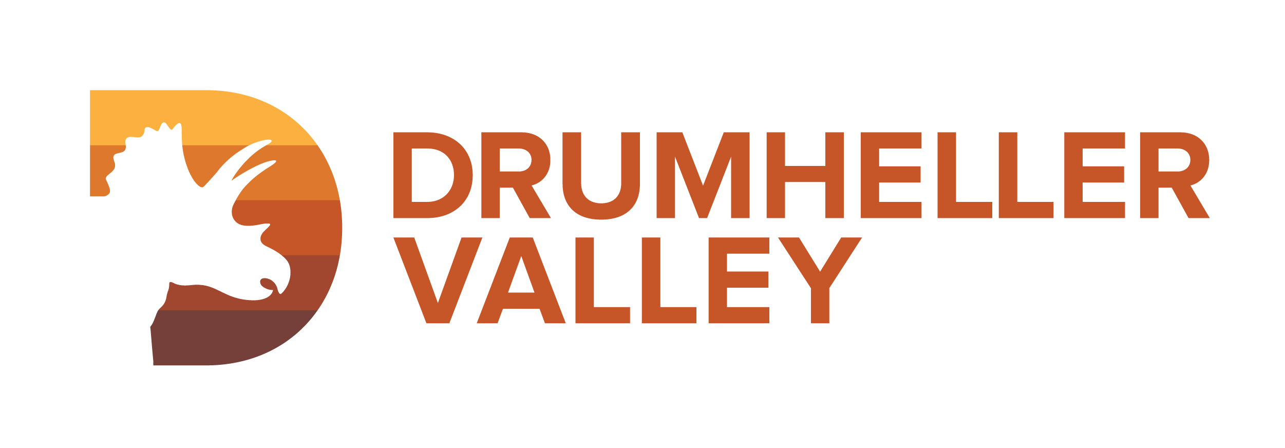 Drumheller Valley Logo VI