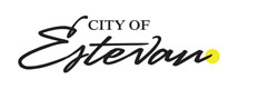 black and yellow city logo